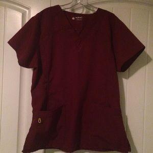 Other - Maroon scrubs